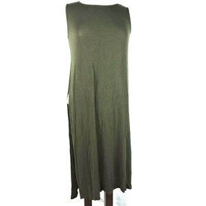 J. Jill Wearever Womens Dress XS Overlay Tunic